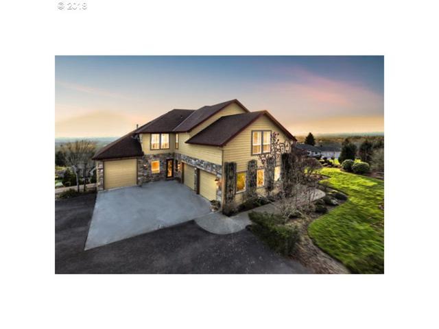 12407 NE 245 Ave, Brush Prairie, WA 98606 (MLS #18048581) :: The Dale Chumbley Group