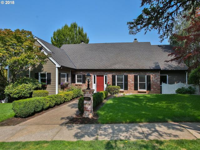 11060 SW Tanager Ter SW, Beaverton, OR 97007 (MLS #18049661) :: Portland Lifestyle Team