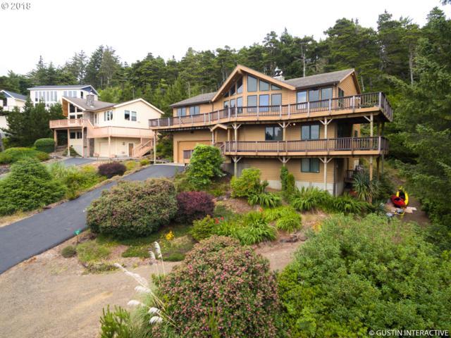 595 Terrasea Way, Oceanside, OR 97134 (MLS #18050758) :: Portland Lifestyle Team