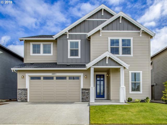 1821 Silverstone Dr, Forest Grove, OR 97116 (MLS #18054917) :: Portland Lifestyle Team
