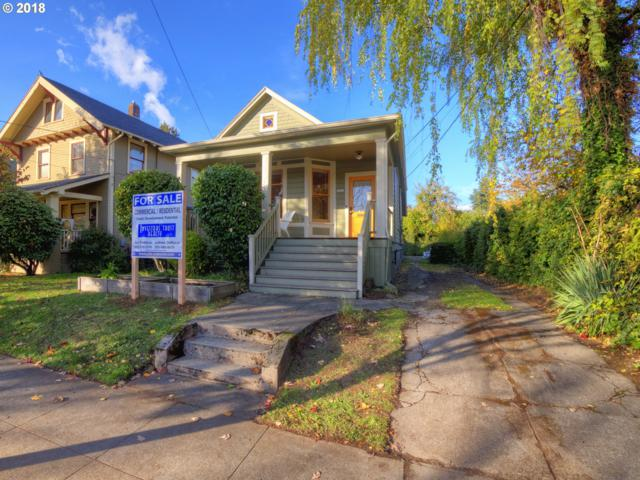3831 SE Main St, Portland, OR 97214 (MLS #18056471) :: Fox Real Estate Group