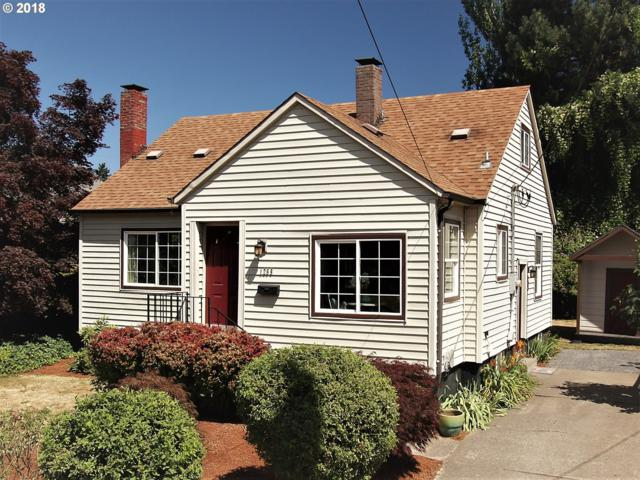 1255 N Kilpatrick St, Portland, OR 97217 (MLS #18058117) :: The Dale Chumbley Group