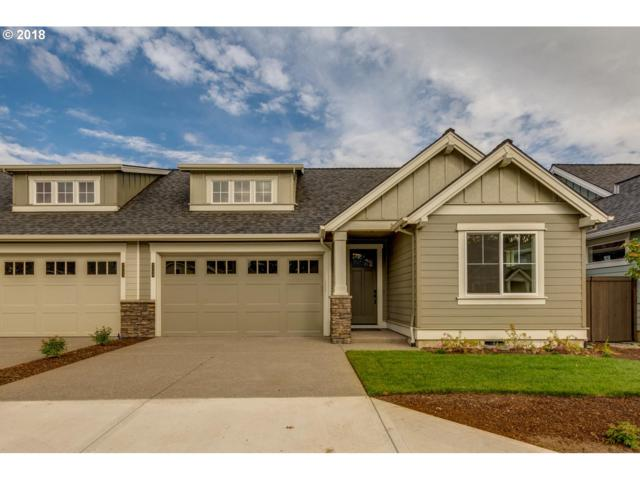 7549 SW Honor Loop, Wilsonville, OR 97070 (MLS #18058690) :: Portland Lifestyle Team