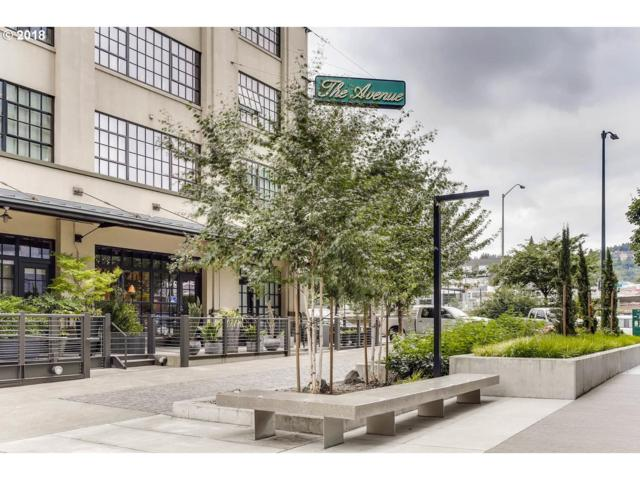 1400 NW Irving St #425, Portland, OR 97209 (MLS #18061753) :: Harpole Homes Oregon