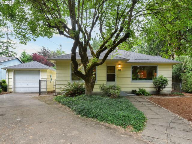 4333 SW Kanan Dr, Portland, OR 97221 (MLS #18062166) :: Hatch Homes Group