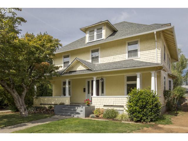 7607 SE Woodstock Blvd, Portland, OR 97206 (MLS #18070506) :: Song Real Estate