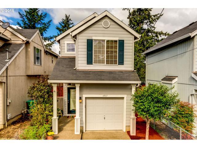 6907 N Columbia Way, Portland, OR 97203 (MLS #18085071) :: Portland Lifestyle Team