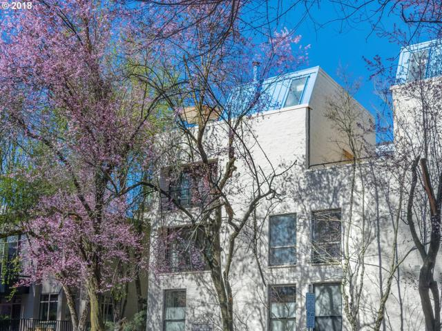 1947 NW Hoyt St SW #306, Portland, OR 97209 (MLS #18091931) :: Song Real Estate
