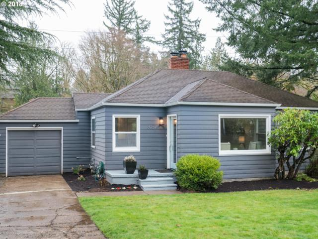 3057 SW Flower Ter, Portland, OR 97239 (MLS #18096844) :: The Dale Chumbley Group
