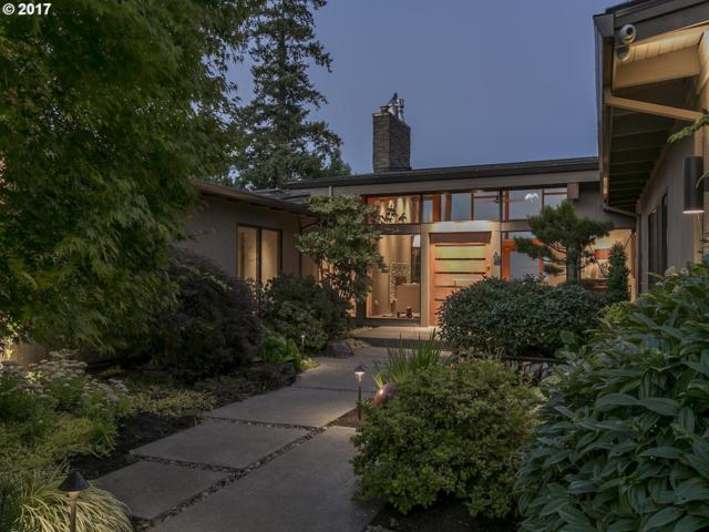 18475 Crestline Dr, Lake Oswego, OR 97034 (MLS #18101006) :: Portland Lifestyle Team