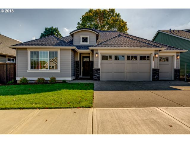 7558 SW Honor Loop, Wilsonville, OR 97070 (MLS #18112093) :: Portland Lifestyle Team