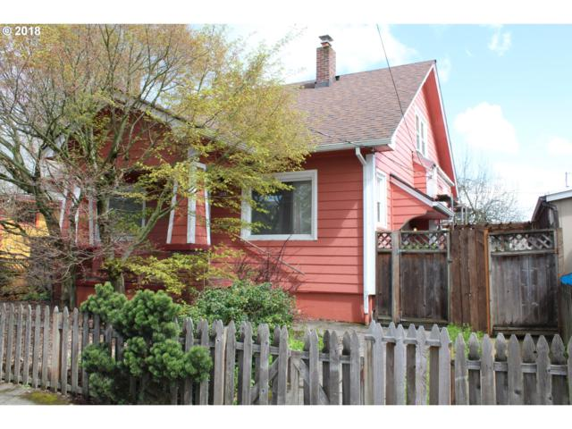 5016 NE 29TH Ave, Portland, OR 97211 (MLS #18114116) :: The Dale Chumbley Group