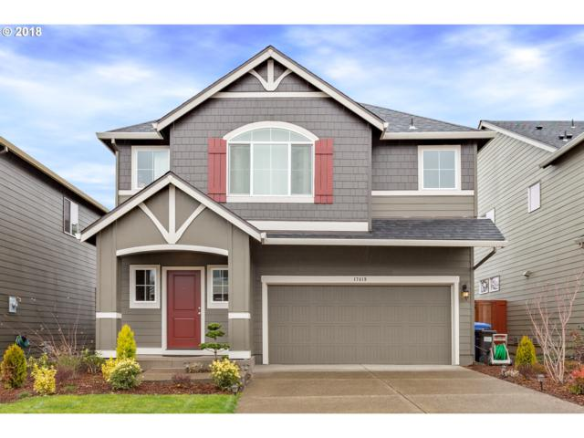 17419 SE Elias Ct, Happy Valley, OR 97086 (MLS #18114163) :: The Dale Chumbley Group