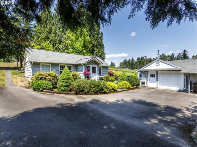 21960 SW Ribera Ln, West Linn, OR 97068 (MLS #18123710) :: Portland Lifestyle Team