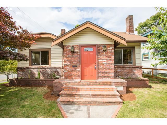 205 NE Morgan St, Portland, OR 97211 (MLS #18130606) :: Fox Real Estate Group