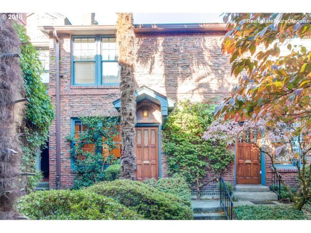 2182 NW Hoyt St #4, Portland, OR 97210 (MLS #18142103) :: Premiere Property Group LLC