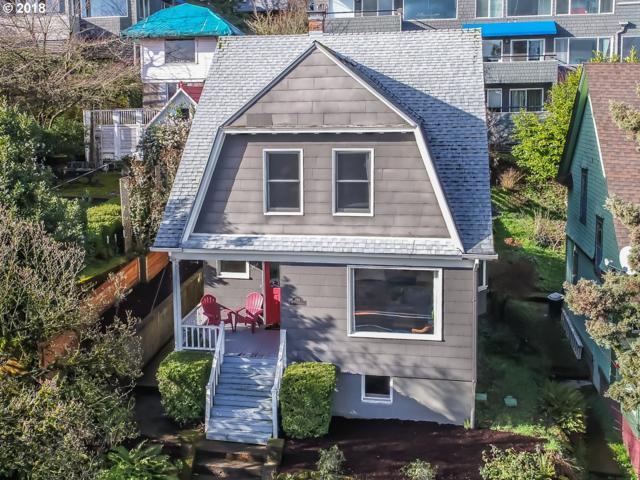 3611 SW Condor Ave, Portland, OR 97239 (MLS #18143776) :: Next Home Realty Connection