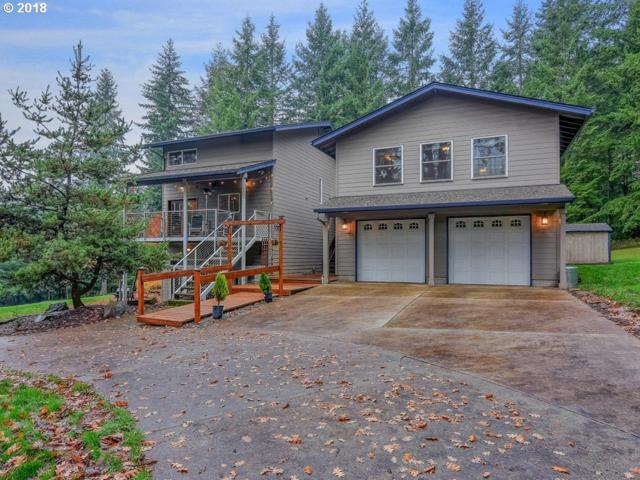 34414 NE Finalburg Rd, La Center, WA 98629 (MLS #18143834) :: Stellar Realty Northwest