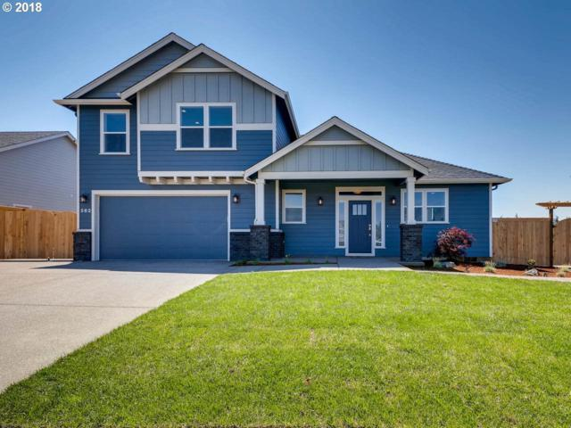 562 SE Arabian St, Sublimity, OR 97385 (MLS #18148085) :: The Dale Chumbley Group