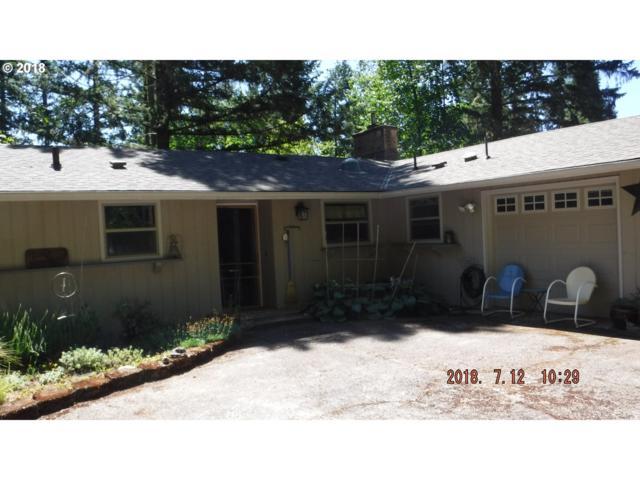 76718 High Prairie Rd, Oakridge, OR 97463 (MLS #18148738) :: Song Real Estate
