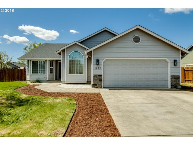 1065 N 1st St, Creswell, OR 97426 (MLS #18156297) :: Harpole Homes Oregon