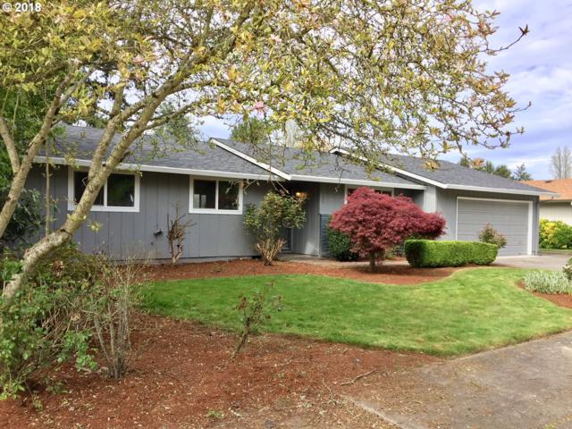 20085 SW Newcastle Dr, Aloha, OR 97078 (MLS #18160390) :: Realty Edge