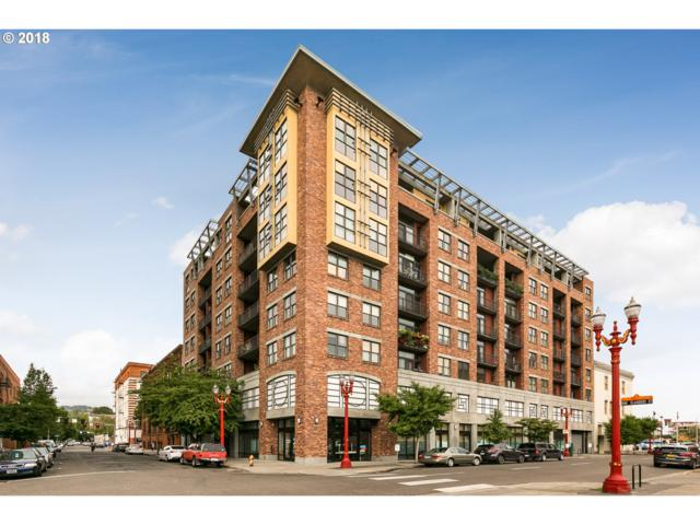 411 NW Flanders St NW #411, Portland, OR 97209 (MLS #18163410) :: Next Home Realty Connection