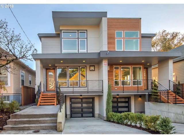 3548 SE Taylor St, Portland, OR 97214 (MLS #18164148) :: Fox Real Estate Group