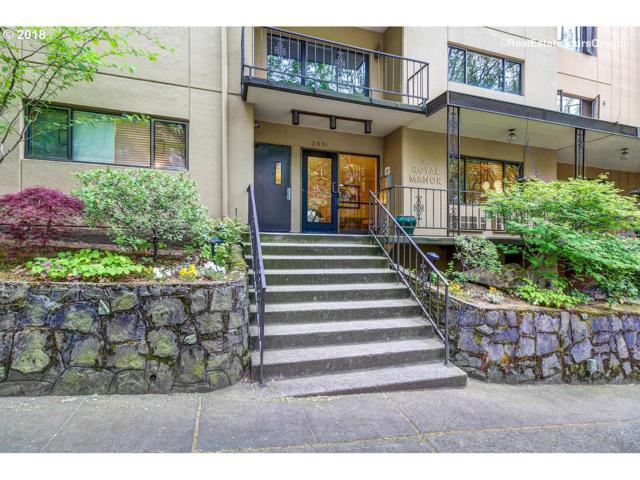 2021 SW Main St #12, Portland, OR 97205 (MLS #18182084) :: Harpole Homes Oregon