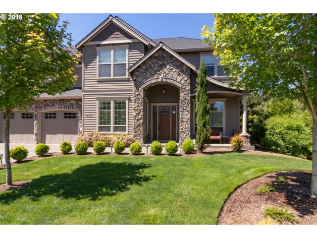 8221 NW Cresap Ln, Portland, OR 97229 (MLS #18183559) :: Portland Lifestyle Team