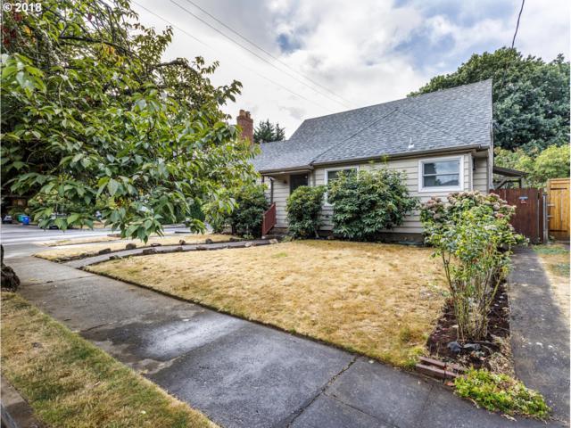 5932 NE Davis St, Portland, OR 97213 (MLS #18189127) :: Hatch Homes Group
