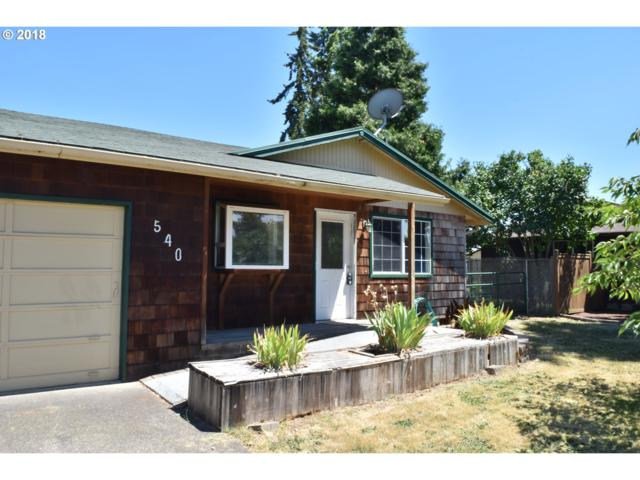 540 SW Juniper St, Junction City, OR 97448 (MLS #18192395) :: Song Real Estate