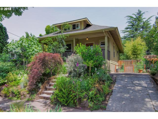 3423 SE Caruthers St, Portland, OR 97214 (MLS #18198280) :: Portland Lifestyle Team