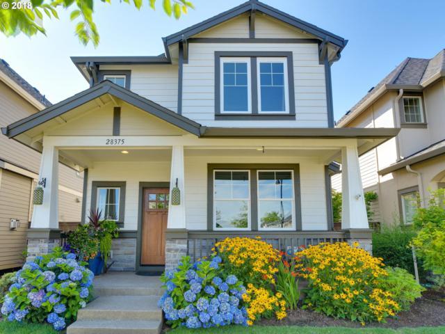 28375 SW Villebois Dr, Wilsonville, OR 97070 (MLS #18198435) :: Fox Real Estate Group