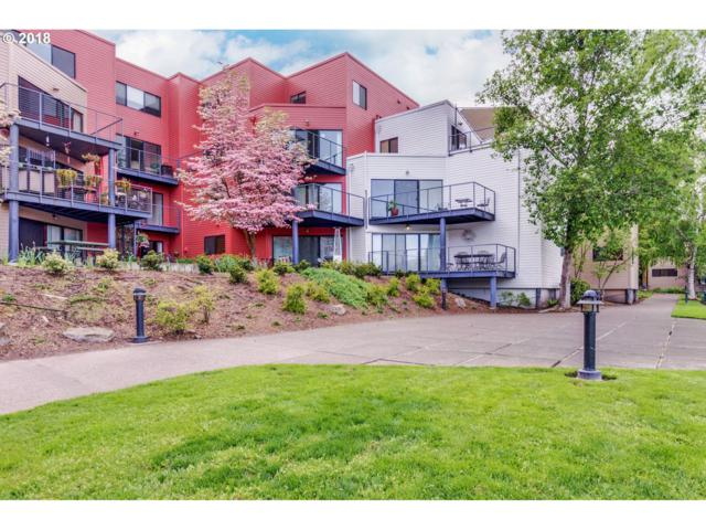 910 NW Naito Pkwy I6, Portland, OR 97209 (MLS #18199340) :: Cano Real Estate