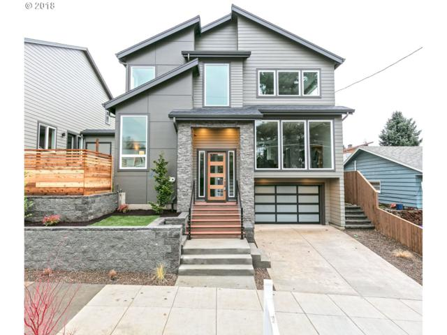 3784 SE Raymond St #1, Portland, OR 97202 (MLS #18202712) :: Hatch Homes Group