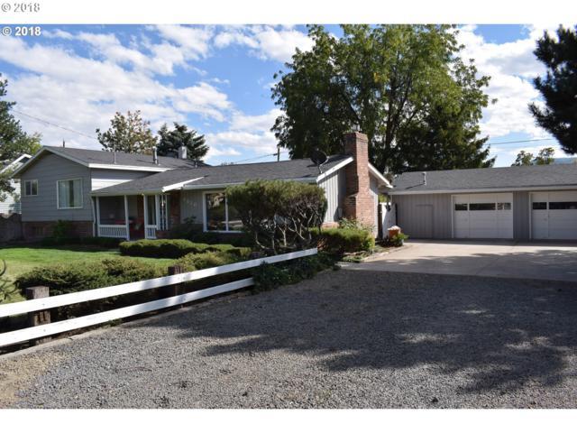 1820 Z Ave, La Grande, OR 97850 (MLS #18205920) :: The Sadle Home Selling Team