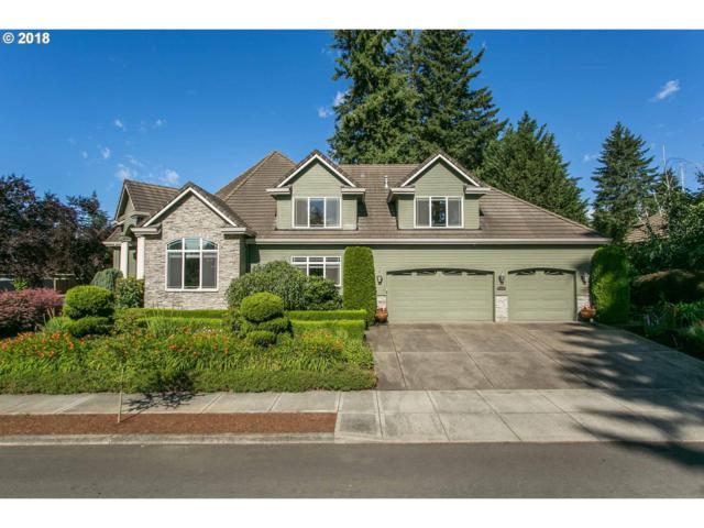 1304 NE 145TH Ave, Vancouver, WA 98684 (MLS #18206227) :: Team Zebrowski