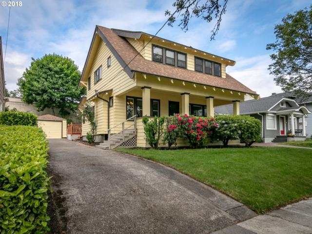 7225 SE 17TH Ave, Portland, OR 97202 (MLS #18209587) :: The Sadle Home Selling Team