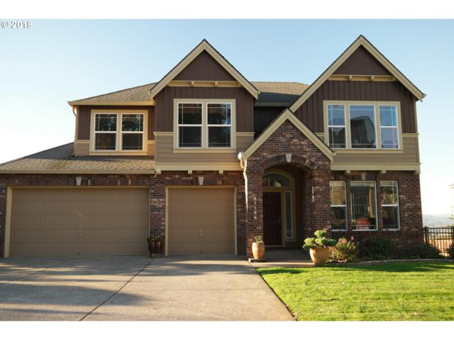 11186 SE Lenore St, Happy Valley, OR 97086 (MLS #18210152) :: Realty Edge