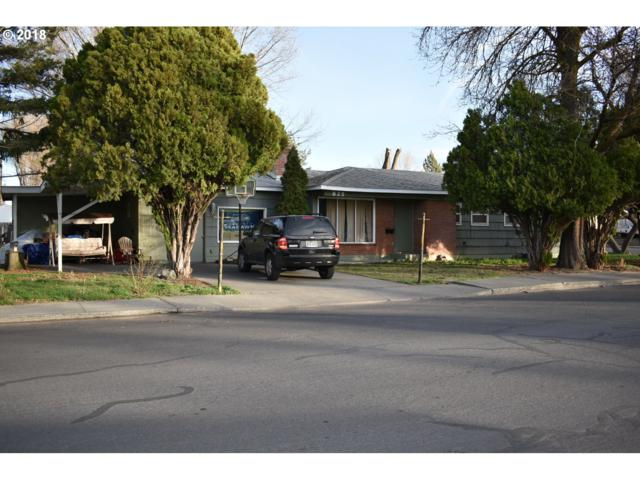 825 SW 4TH St, Hermiston, OR 97838 (MLS #18214432) :: The Dale Chumbley Group