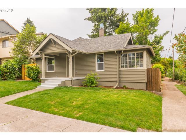 4703 SE 36TH Pl, Portland, OR 97202 (MLS #18216730) :: Keller Williams Realty Umpqua Valley