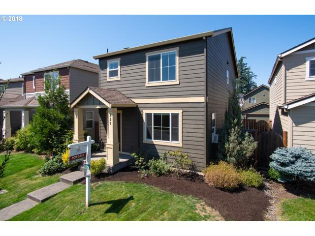 827 SW Windrose Ter, Beaverton, OR 97003 (MLS #18217062) :: Song Real Estate