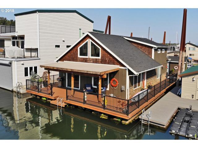 18525 NE Marine Dr B5, Portland, OR 97230 (MLS #18219937) :: Hatch Homes Group