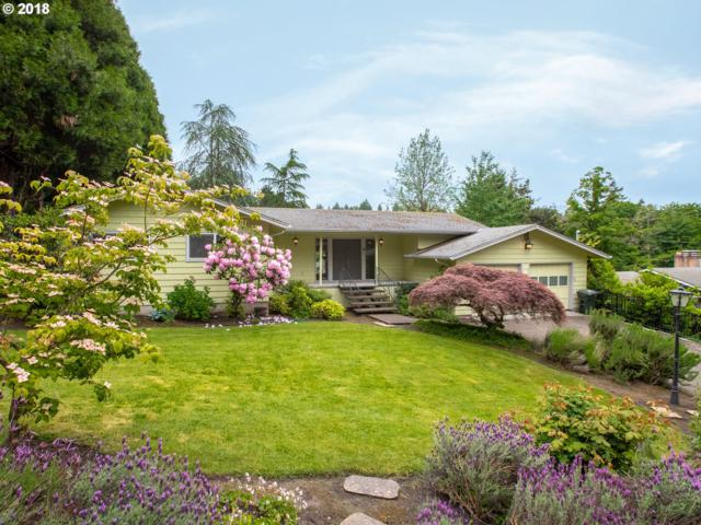 3750 SW Lee St, Portland, OR 97221 (MLS #18223075) :: Next Home Realty Connection