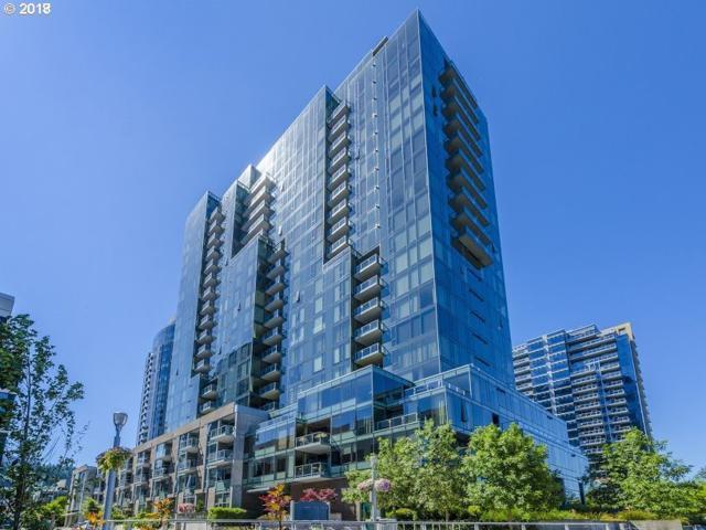 841 SW Gaines St #407, Portland, OR 97239 (MLS #18228949) :: R&R Properties of Eugene LLC