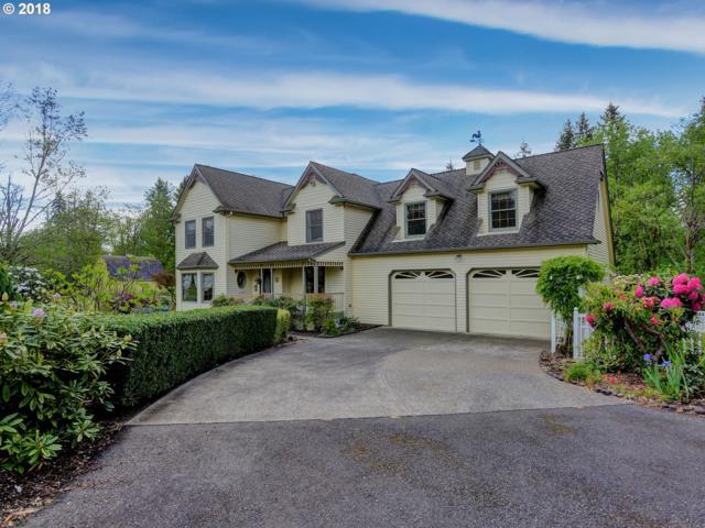 7305 NE 205TH Ave, Vancouver, WA 98682 (MLS #18229119) :: Team Zebrowski