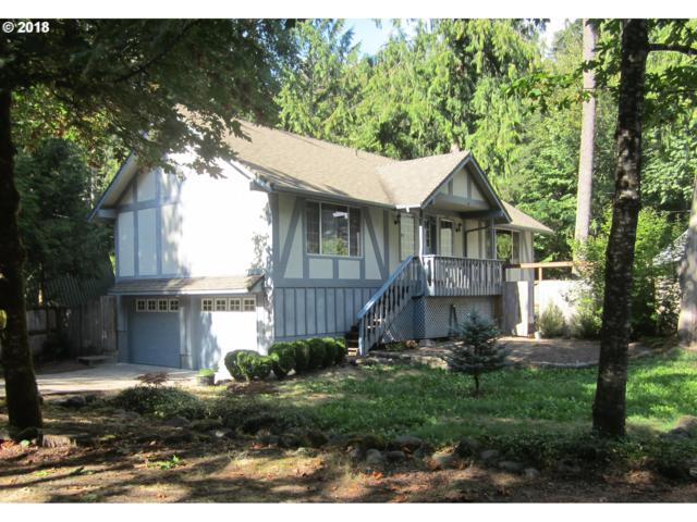 65333 E Timberline Dr E, Rhododendron, OR 97049 (MLS #18240127) :: The Dale Chumbley Group