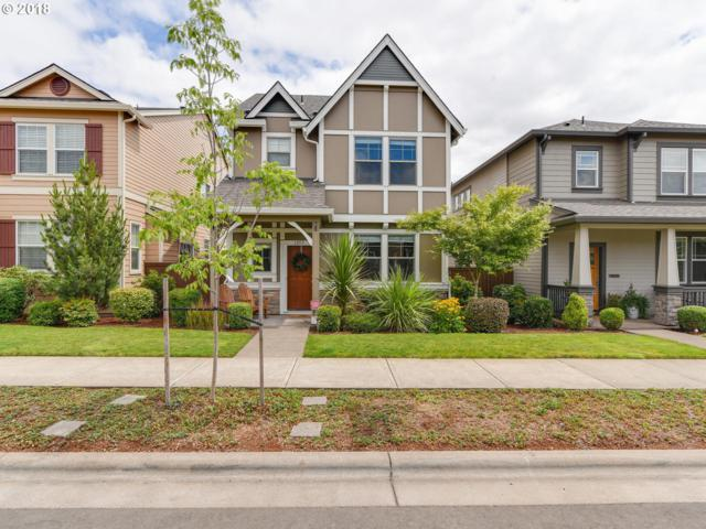 12113 SW Lausanne St, Wilsonville, OR 97070 (MLS #18257370) :: Matin Real Estate