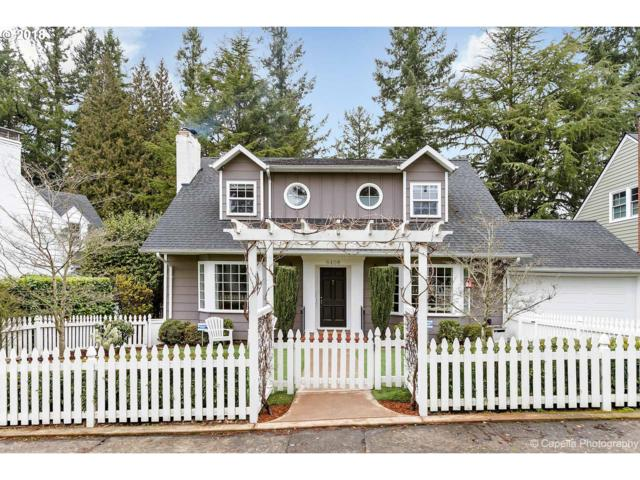 6408 SW Burlingame Pl, Portland, OR 97239 (MLS #18258278) :: The Dale Chumbley Group